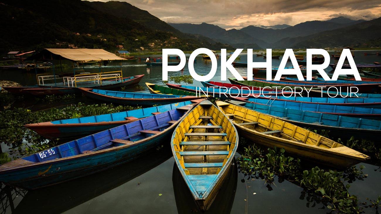 Boating in Fewa Taal, Pokhara