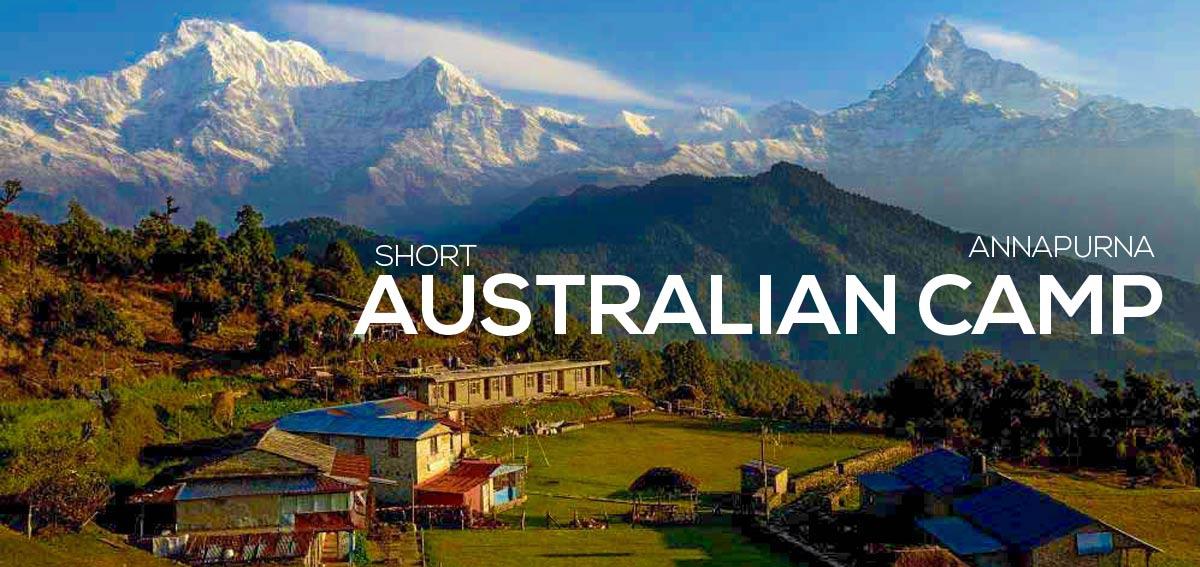 Annapurna Australian Camp
