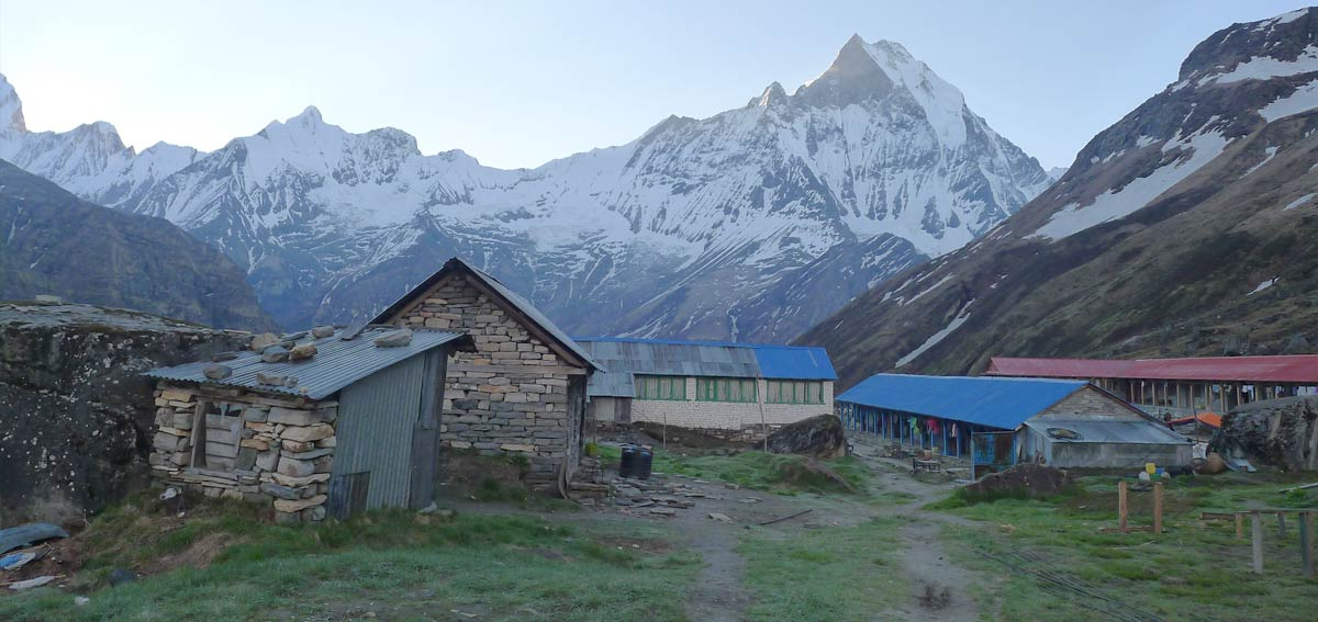 Day 09: Annapurna Base Camp