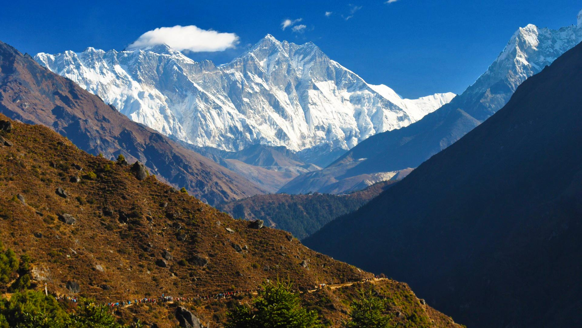 Everest View (Everest Panorama) Trek