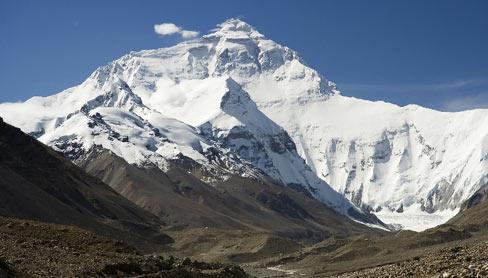 Everest Base Camp via Lhasa