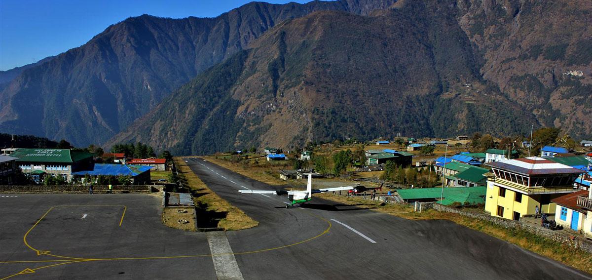 Day 01: Kathmandu to Lukla