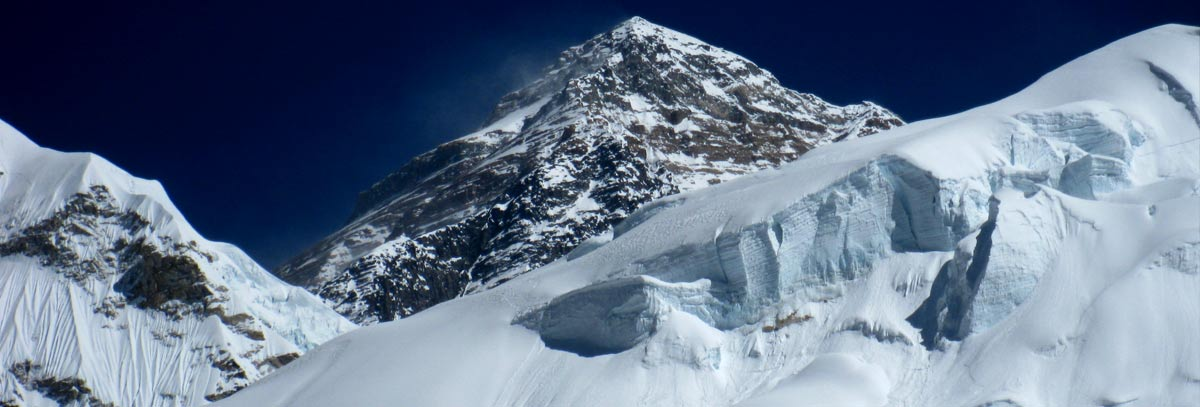 Mt. Everest 8848 mtrs
