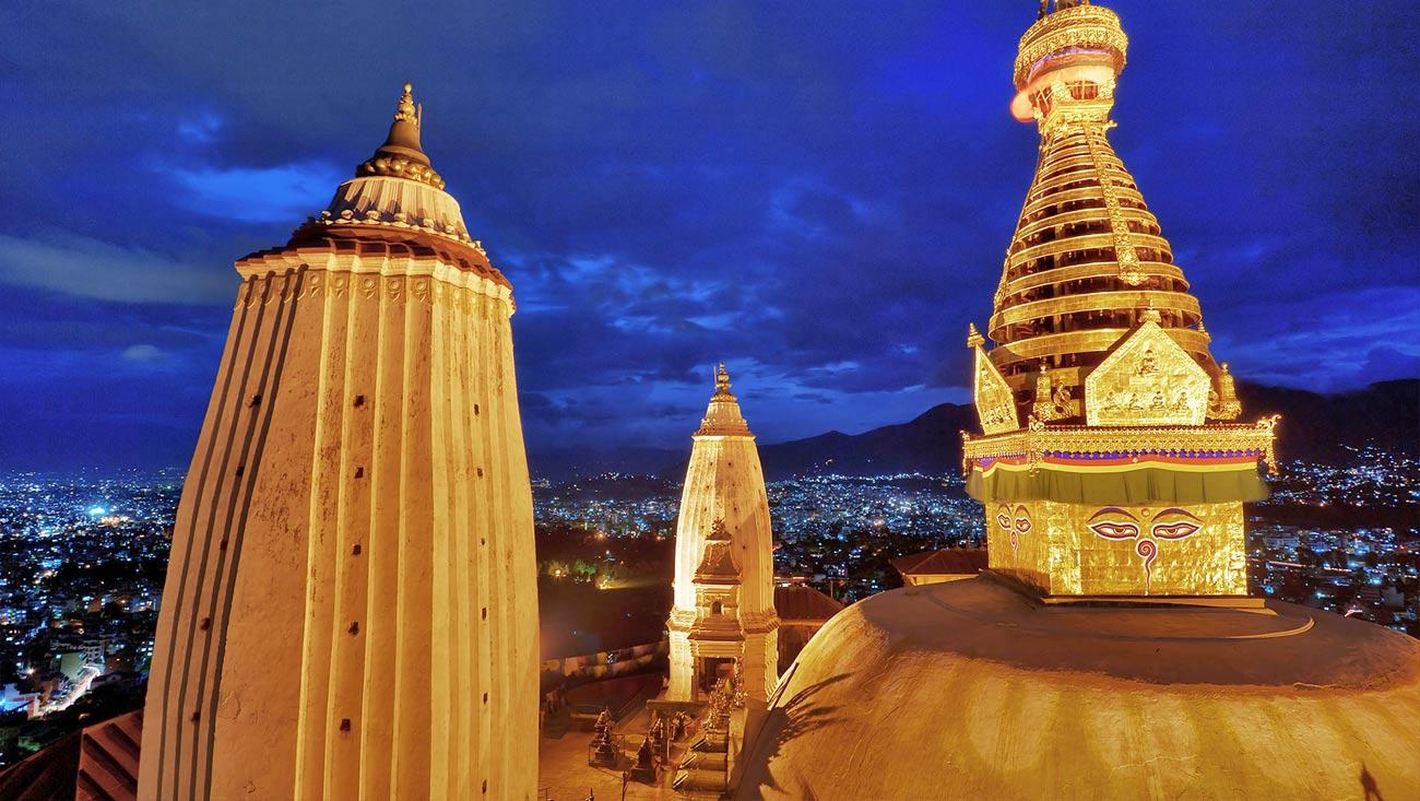 Kathmandu Helicopter Sightseeing Tour