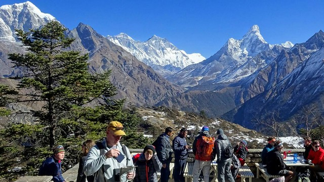 Everest View Luxury Lodge Trek