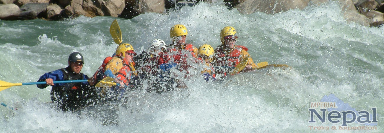 >Trishuli River Rafting Day Tour